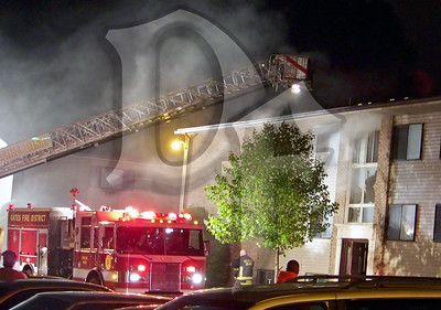 Apartment Fire - Gates, NY 5/15/10