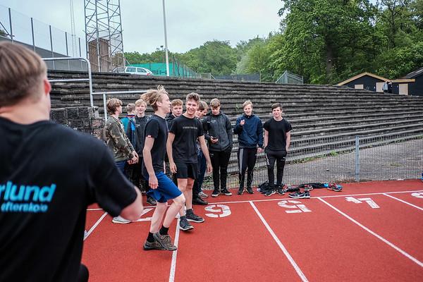 Atletikstævne i Vejle