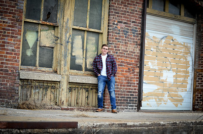 LOGAN'S SENIOR SESSION