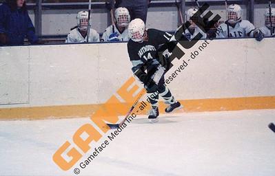1990-1991 Women's Hockey