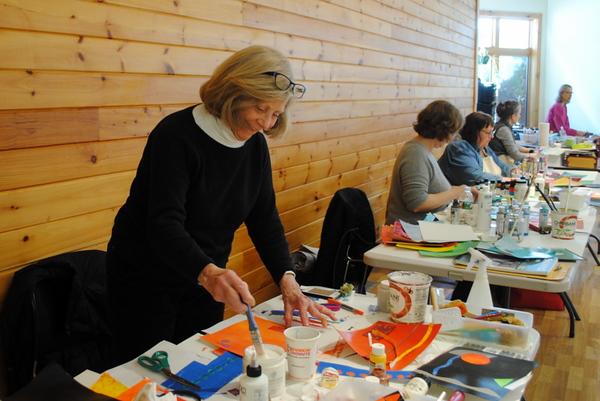 2017 Creative Arts Workshops