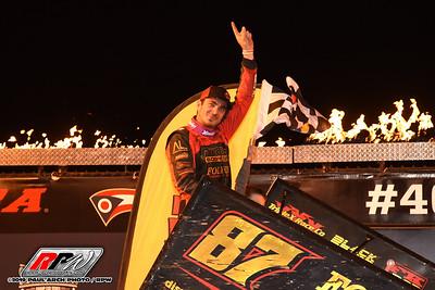 Eldora Speedway - 4 Crown Nationals - 9/28/19 - Paul Arch