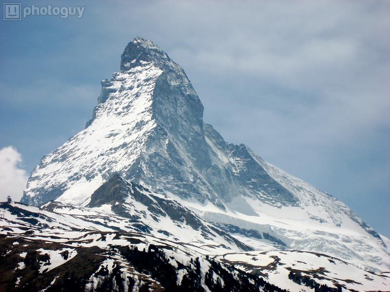Matterhorn, Zermatt - Switzerland - 03