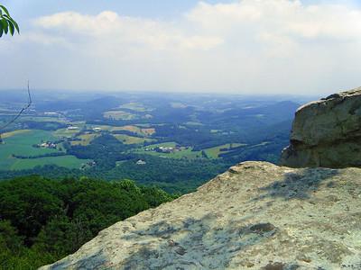 Pinnacle Peak Hike 06/19/2010