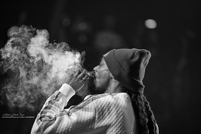 Snoop Dogg Headlines Salute the Troops Music and Comedy Festival in Pomona, California