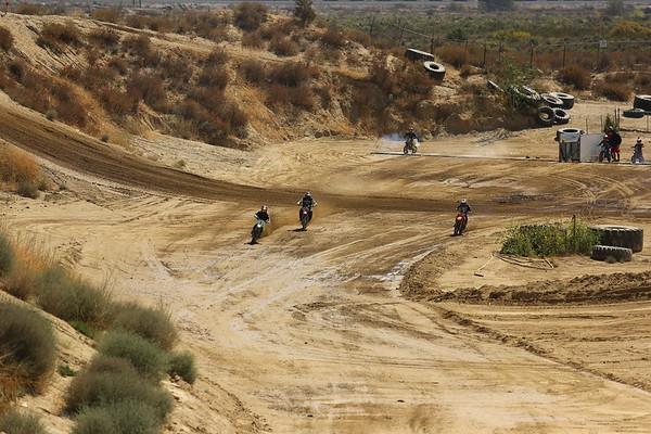 Race 5: 85cc/65cc/50cc