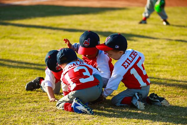 Burns Park Baseball