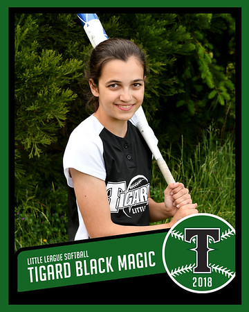 2018 Tigard LL Softball