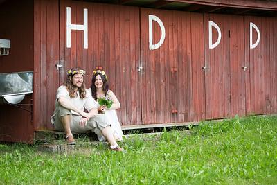 Bröllop Olle och Elin