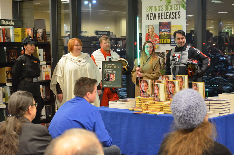 EK Johnston book signing2.JPG