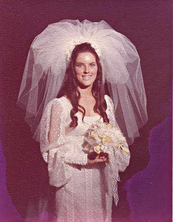 Our Wedding June 19, 1970