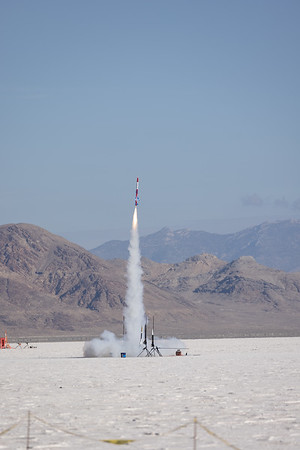 Rockets on the Salt Flats 2021