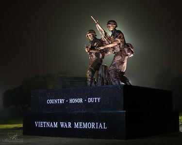 Veterans Park, Arlington, Tx