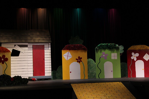 '19 Berkshire - The Wizard of Oz Musical