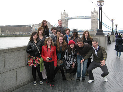 2011 London - Group Pictures