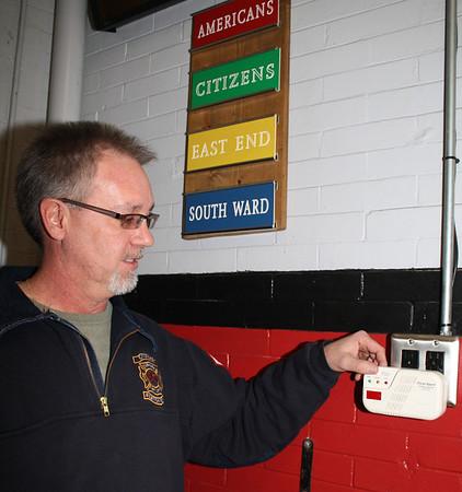 CO and Smoke Detector, Citizens Fire Company, Tamaqua (3-5-2012)