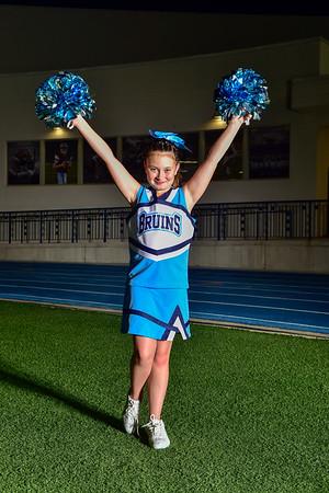 Cheer Group 4th Grade