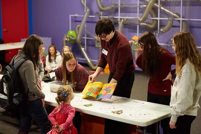 2017 UWL SOE Children Museum Literacy Project