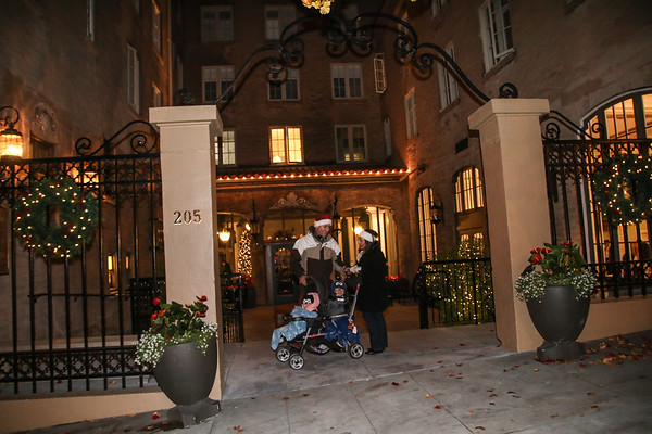 Hotel Petaluma Gingerbread
