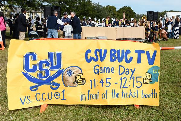 Costal Carolina vs CSU