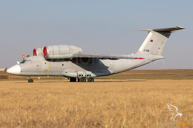 Angola - Air Force | Antonov An-72 | T-701