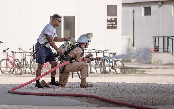 Fireman Challenge