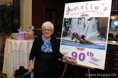 Curren 90th Birthday