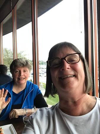 Sue's Seattle Visits!