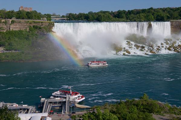 Niagara Falls & Niagara Falls Park