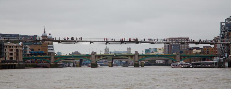 Millilinum Pedestrian bridge