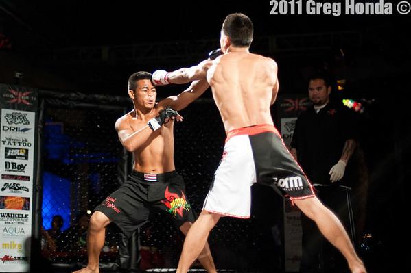 Michael Nakagawa vs Joey Balai
