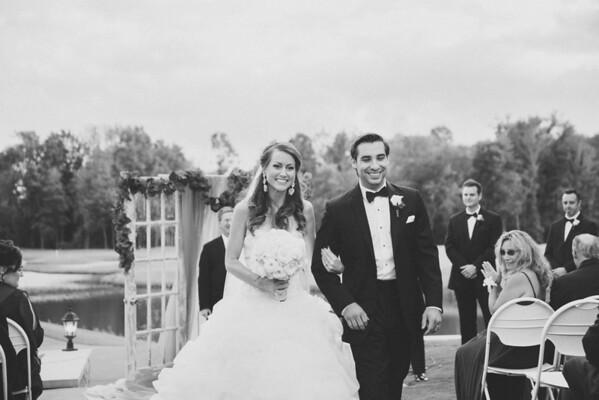 Tiffany + Anthony Wedding
