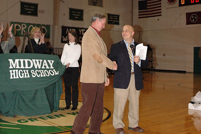 2010 Midway Hall of Fame Induction
