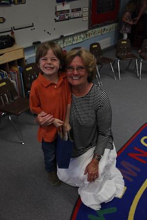 Preschool Graduation - May 17