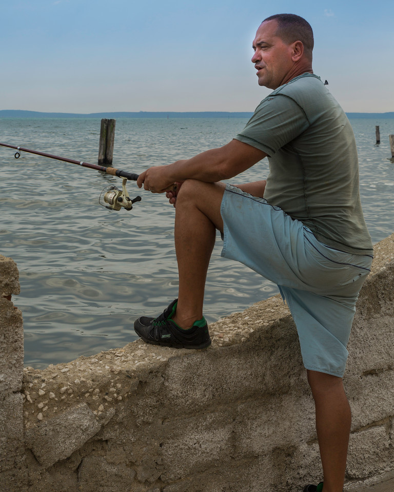 Cienfuegos Fisherman