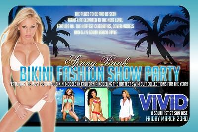 "Bikini Fashion Show Party ""Spring Break"" Edition @ Vivid 3.23.07"