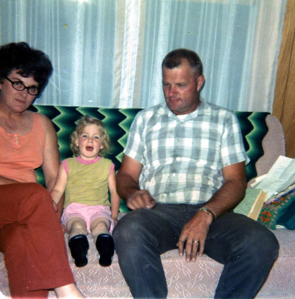 Marj, Kathy and Bud Herdrich