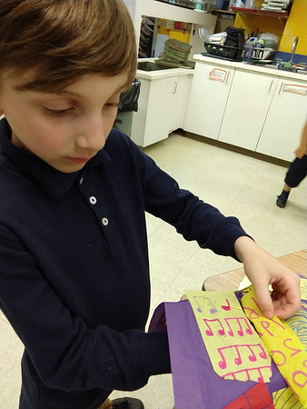 1st Grade - Carp Windsocks for Children's Day