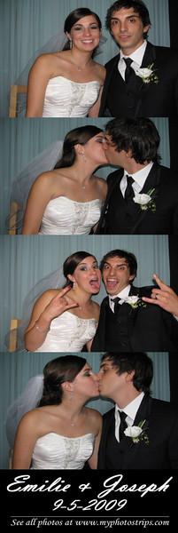 Emilie & Joseph (9-5-2009)