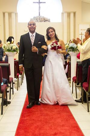St. Martin's Wedding