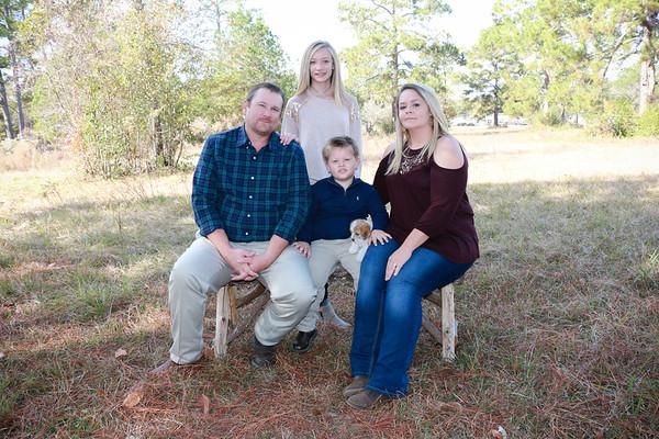 Croy Family Christmas 2017