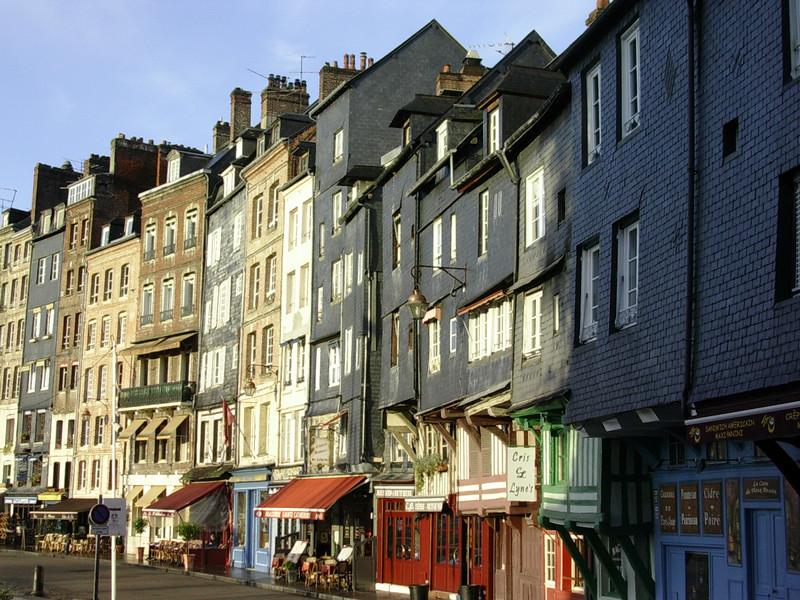 Quai Sainte-Catherine (Foto: Ståle)
