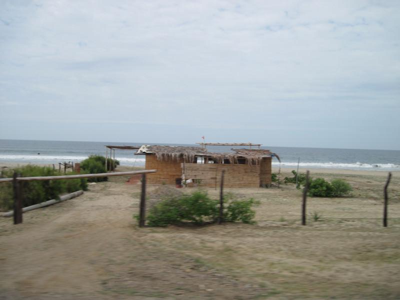 Peruvian Beach Hut