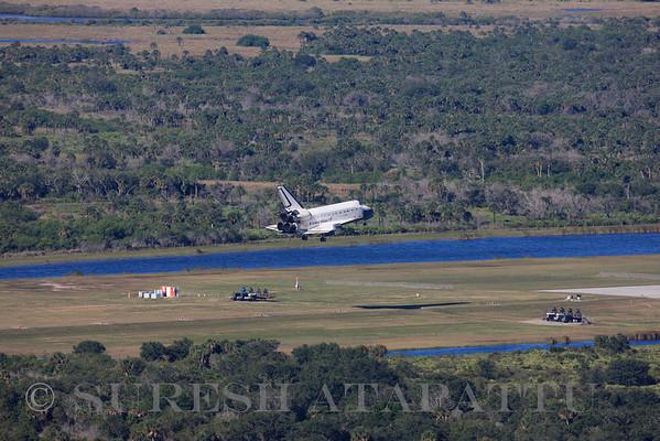 Space Shuttle Landing Ops.