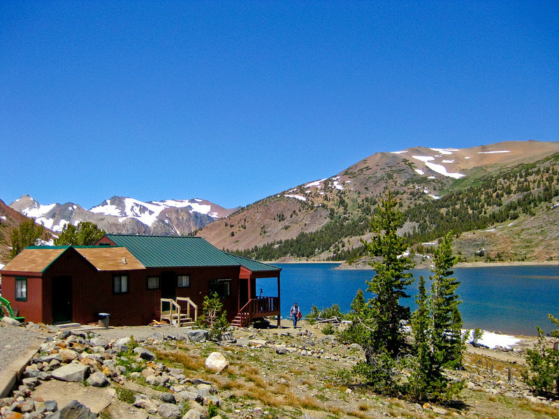 Saddlebag Lake Resort
