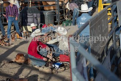 2016 Cervi Rodeo - Rooftop Estes Park