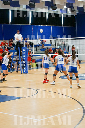 High School JV & Varsity Volleyball