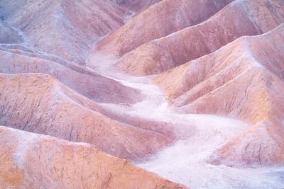 Pastel Badlands