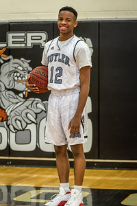 2015-2016 Butler High School Basketball