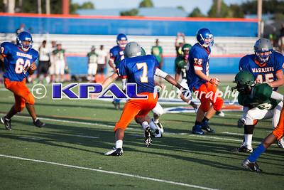 Oak Ridge, JV & Freshman 2014